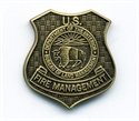 Picture of Fire Management Logo - Bronze