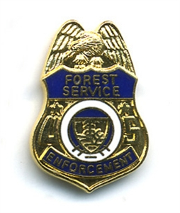 Picture of Forest Service Enforcement - Gold