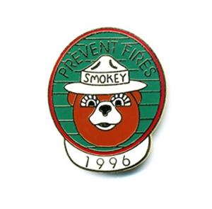 Picture of Smokey Bear Annual Commemorative - 1996