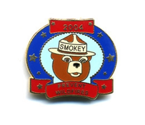 Picture of Smokey Bear Annual Commemorative - 2004