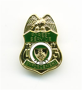 Picture of Forest Service Enforcement - Silver