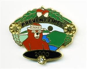 Picture of Smokey Bear Annual Commemorative - 2000