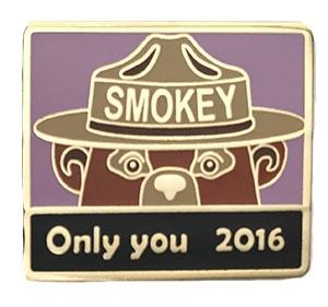 Picture of Smokey Bear Annual Commemorative - 2016